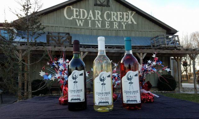 Cedar Creek, Winery, Brewing Company, & Distillery