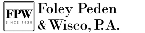 Foley, Peden & Wisco P. A