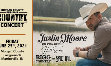 Morgan County Pre-Fair Country Concert