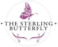 Sterling Butterfly