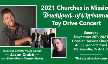 CHURCHES IN MISSION TRUCKLOAD OF CHRISTMAS TOY DRIVE CONCERT